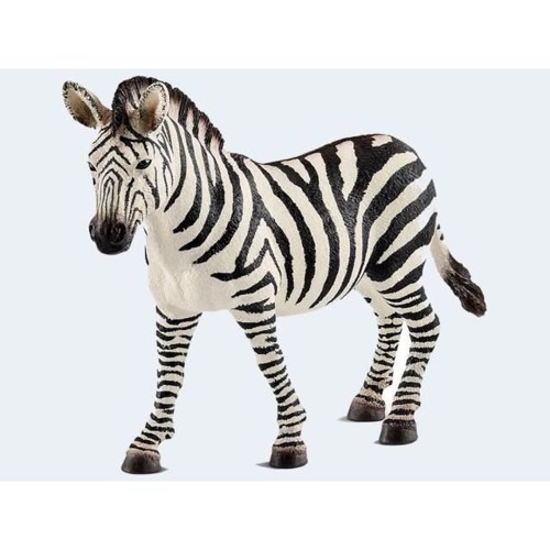 Image of Schleich Zebra hoppe (4055744020780)