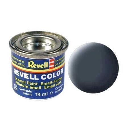 Image of Revell tilbehør, Maling # 09-anthracite, Mat (42022695)