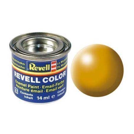 Image of   Revell Byggesæt Maling # 310-gul, silke Mat
