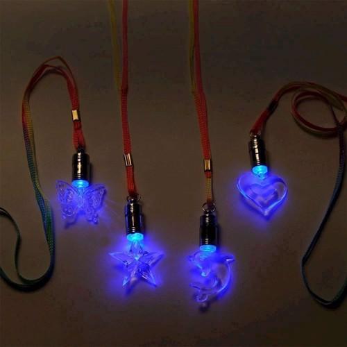 Image of   Halskæde med LED lys, pris er pr. stk.