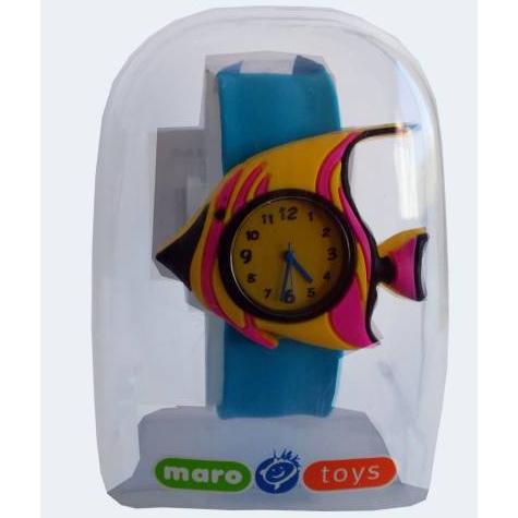 Image of   Børne armbåndsur fisk