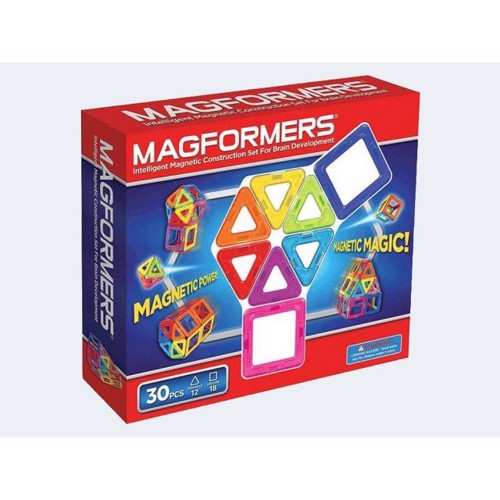Image of   Magformers Basis 30 dele