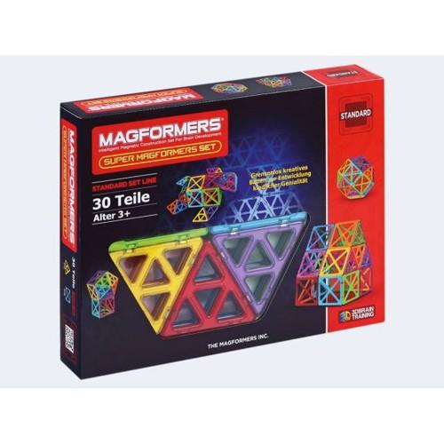 Image of   Magformers Basis Super 30 dele