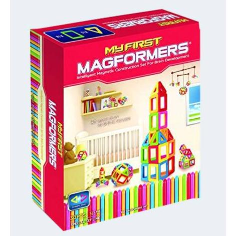 Image of   Magformers mine første 30 dele