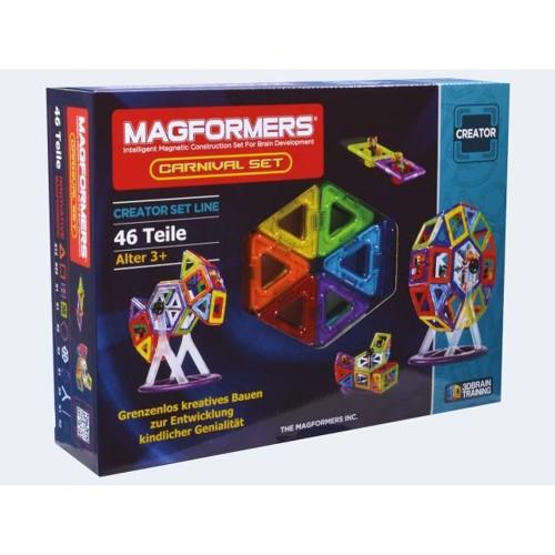 Image of   Magformers Carnival Sæt 46 dele