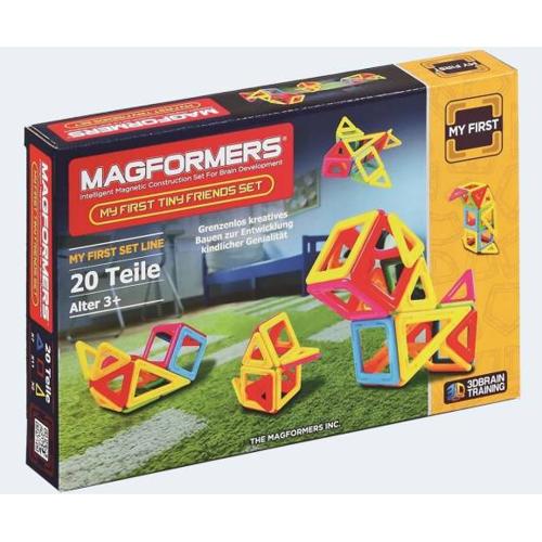 Image of   Magformers Mine første 20 dele