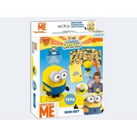 Magic Sand Minions 150g with landscape and accessories