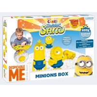 Magic Sand Minions 600g 5 molds and accessories