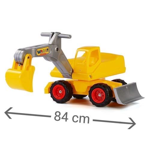 Image of   Wader Mega Gravemaskine