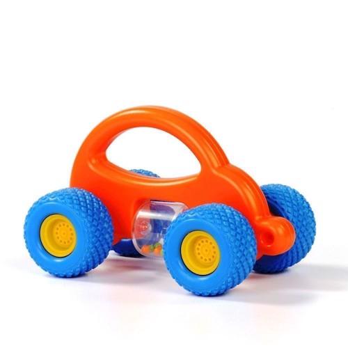 Image of   Wader Babys første bil