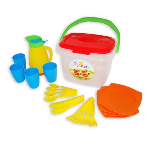 Image of   Wader, picnic pakke, 22 dele