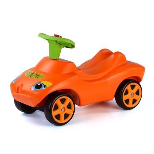 Wader Gåbil med lys - Orange
