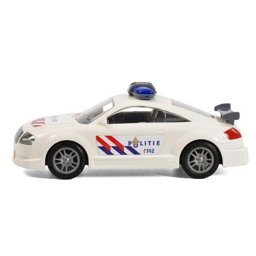 Image of   Polesie, politi bil