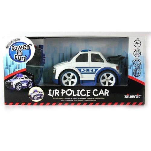 Image of   Silverlit fjernstyret politibil