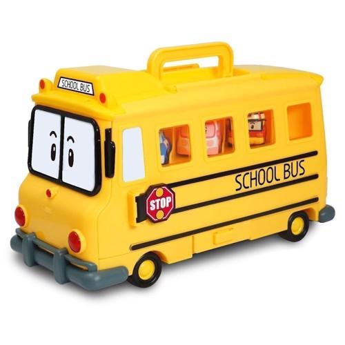 Image of   Robocar skolebus