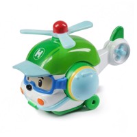 Robocar Poli Die-Cast-Helly