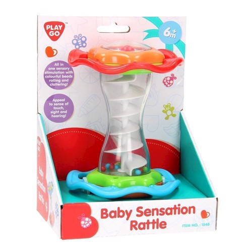 Image of   PlayGo Baby Rattle