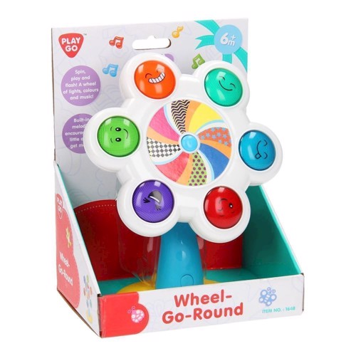 Image of   PlayGo Play Wheel
