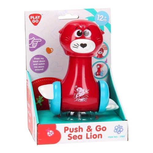 Image of   PlayGo Push &Go Sealion