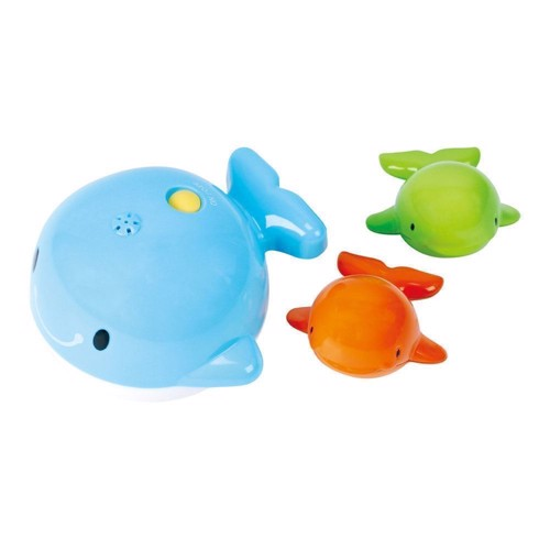 Image of   PlayGo Bathingtoys Whale, 3st.
