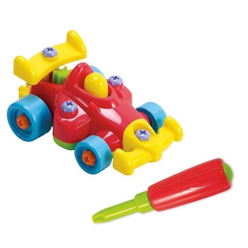 Image of   PlayGo Construction Set - Racer