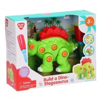 PlayGo Build Your Own Dino - Stegosaurus