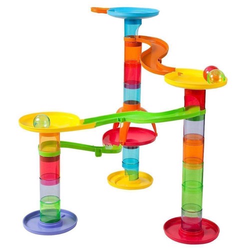 Image of   PlayGo Junior marble run, 31dlg.