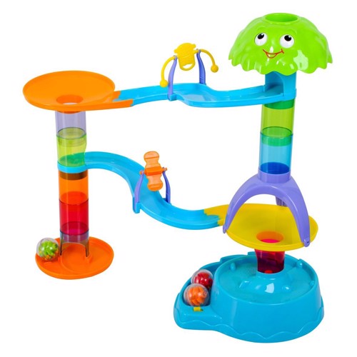 Image of   PlayGo Maxi marble run, 25dlg.