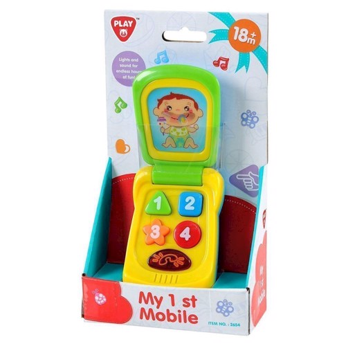 Image of   PlayGo My First Phone