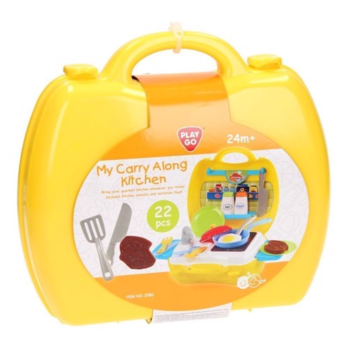 Image of   PlayGo Portable Kitchen, 22dlg.