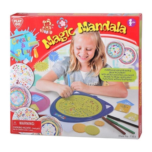 Image of   PlayGo Mandala Set