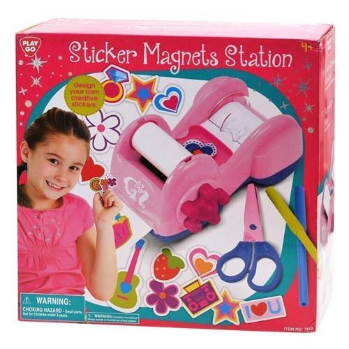 Image of   PlayGo Sticker Machine