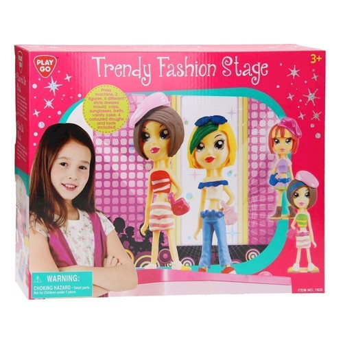 Image of   PlayGo Fashion Stage