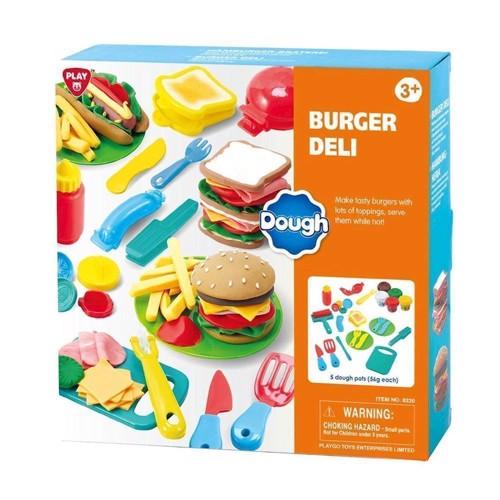 Image of PlayGo Kleiset Hamburger