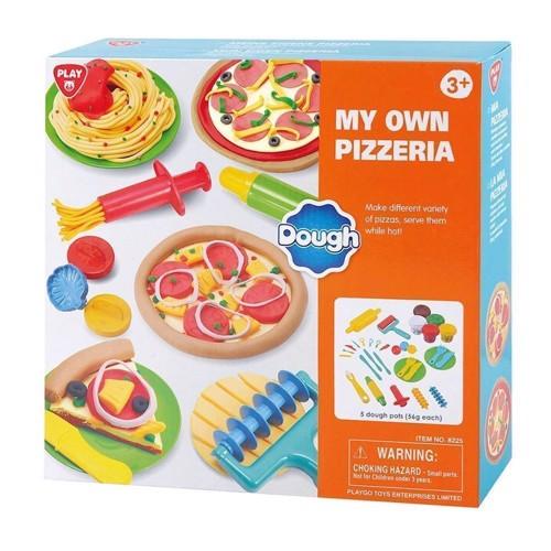 Image of PlayGo Kleiset Pizza
