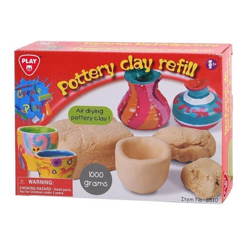 Image of   PlayGo pottery Clay