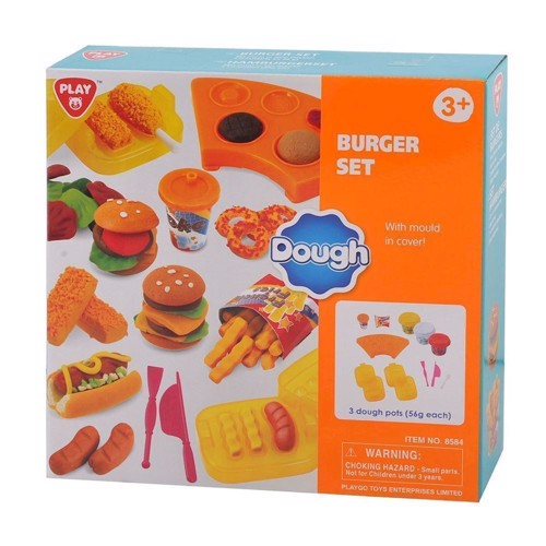 Image of   PlayGo Kleiset Hamburger