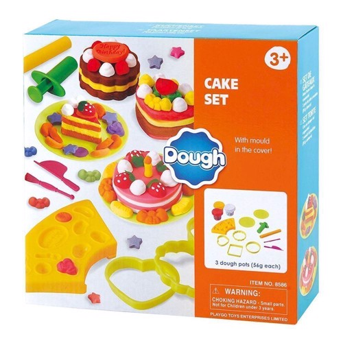 Image of   PlayGo Kleiset Cakes