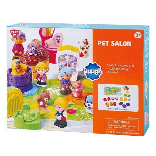 Image of   PlayGo Kleiset Pets