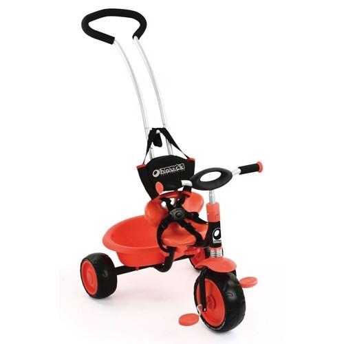 Hauck Trehjulet Cykel, Rød