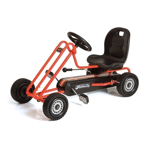 Hauck Skelter Lightning gocart Orange