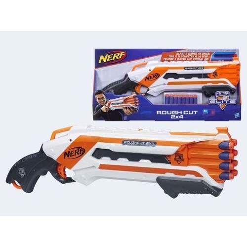 Image of   Nerf N_Strike Elite XD Rough Cut