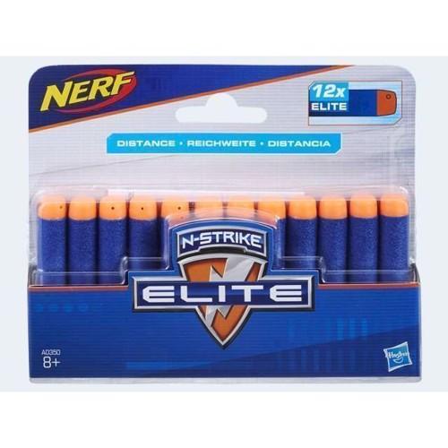 Image of   Nerf N_Strike Elite refill pakke med 12 skud