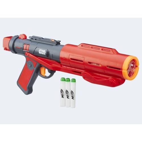 Image of   Nerf, Star Wars Rogue Shark Trooper DeLuxe Blaster