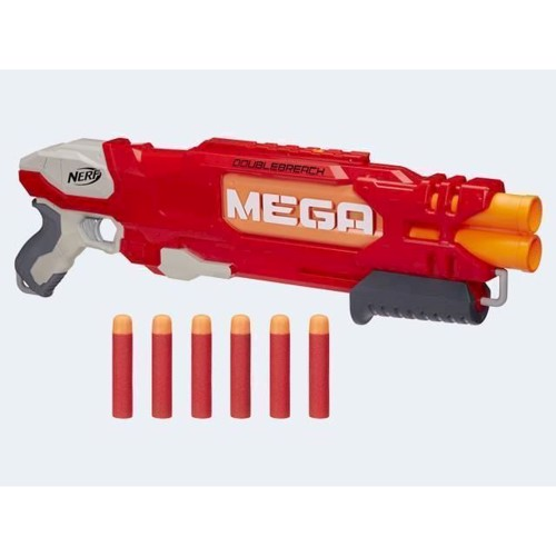 Image of   Nerf N_Strike Elite Mega Doublebreach