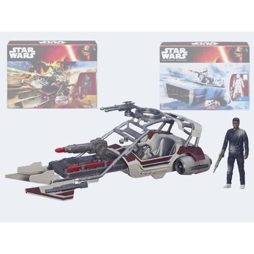 Image of   Star Wars, Rogue One Class II Fartøj, Ass. modeller