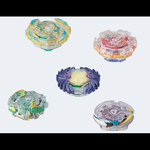 Image of Beyblade Burst Single Tops (5010993340453)