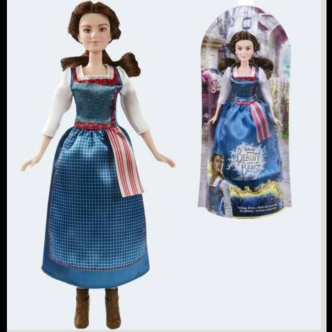 Image of   Disney prinsesser Belle fra skønheden og udyret