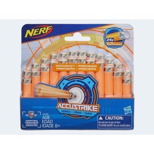 Image of   Nerf ACCU Strike refill pakke med 24 skud