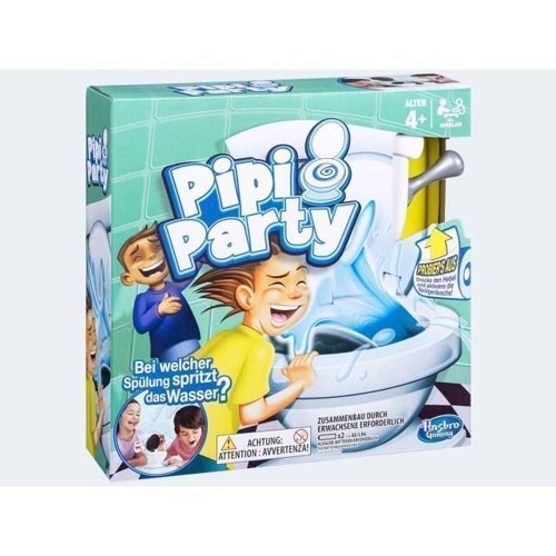 Image of   Pipi Party game